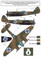 Bristol Blenheim Mk.I-Mk.II. in Finnish Service 1/48