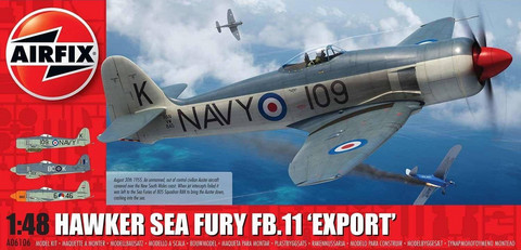 Hawker Sea Fury FB.11 'Export Edition' 1/48