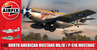 North-American Mustang Mk.IV 1/48