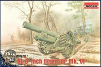 BL 8-Inch Howitzer Mk.VI (WWI) 1/35