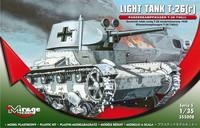 PzKpfw T-26 740 (r) Light Tank