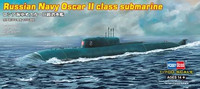 Russian Navy Oscar II Class Submarine