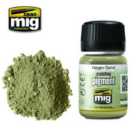Negev Sand Pigment