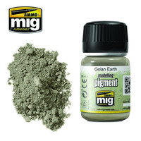 Golan Earth Pigment