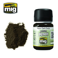 Farm Dark Earth Pigment
