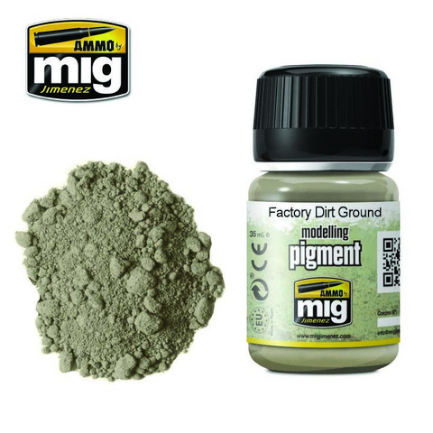Factory Dirt Ground Pigment