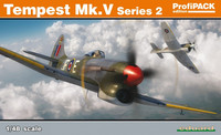 Hawker Tempest Mk.V Series 2, Profipack 1/48