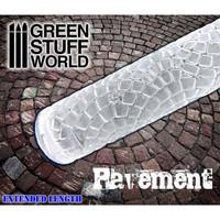 Rolling Pin, Pavement