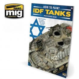 How to Paint IDF Tanks Modelling Guide