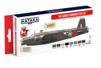 RAF Bomber Command Paint Set