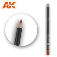 Watercolor Pencil Medium Rust