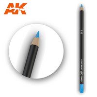 Watercolor Pencil Light Blue