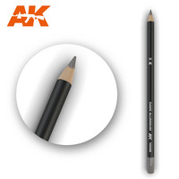 Watercolor Pencil Dark Aluminium Nickel