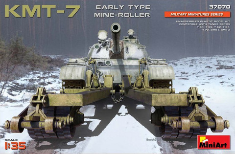 KMT-7 Early Type Mine-Roller 1/35