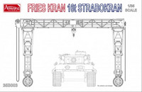 Frieskran 16t Strabokran 1/35