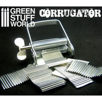 Corrucator Tools (Kätevä työkalu aaltopeltikuvion tekemiseen