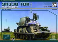 9K330 TOR Air Defense System 1/35