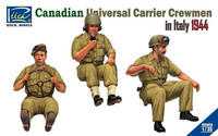 Canadian Universal Carrier Crewmen Italy 1944