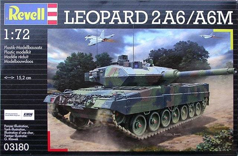 Leopard 2A6 German MBT