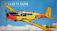 SAAB Safir 91  1/72