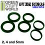 Silicone Guide Rings for 25mm Rolling Pins