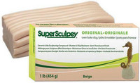 Super Sculpey Beige 454g