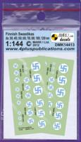 Finnish Swastikas 1/144