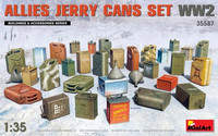 Allies Jerry Can Set 1/35