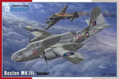 Boston Mk.III Intruder 1/72