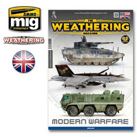 The Weathering Magazine Vol.26 Modern Warfare