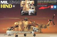 MIL Mi-24 HInd 1/72