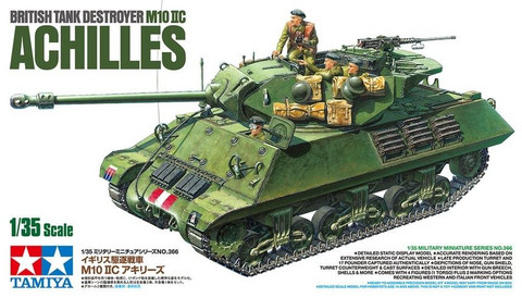 British Tank Destroyer IIC Achilles 1/35