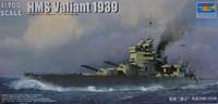 HMS Valiant 1/700