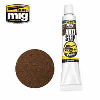 Anti Slip Paste Brown Color 1/35