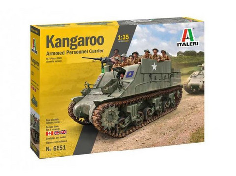 Kangaroo Armored Personnel Carrier 1/35