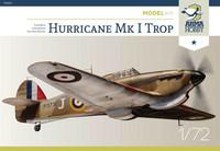 Hawker Hurricane Mk.I Trop 1/72