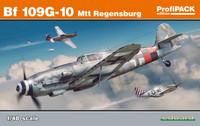 Messerschmitt Bf 109G-10 Mtt Regensburg Profipack 1/48