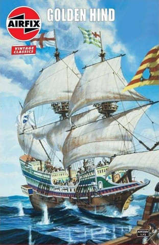 Golden Hind 1/72