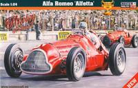 Alfa Romeo Alfetta F-1 World Cup Winner 1950 1/24
