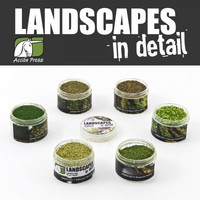 Landscapes in Detail, Mosses Set