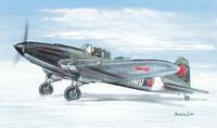 """Iljushin IL-2M """"Black Death"""" 1/72"""