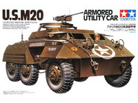 US M20 Armored Utility Car 1/35
