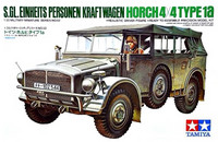 German Horch Type 1A 1/35