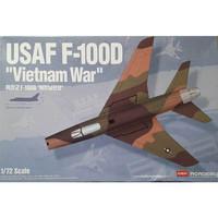 F-100D Super Sabre Vietnam War  1/72
