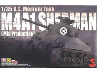M4A1 Sherman Middlle Production  1/35