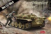 Panzerkleinzerstorer Rutscher 1/35