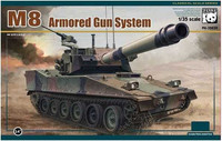XM-8 GAS Armoured Gun System 1/35