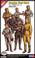 Soviet Tank Crew (Ex Tristar) 1/35