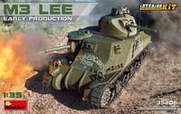 M3 Lee Early Production (Interior Kit)  1/35