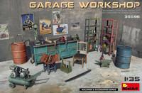 Garage Workshop. 1/35